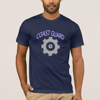 US Coast Guard Machinery Technician Shirt