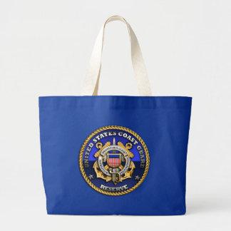 US Coast Guard Reserve Tote Bag