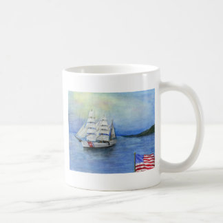 US Coast Guard Ship the Eagle Coffee Mug