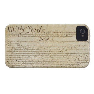 US Constitution iPhone 4/4s Case