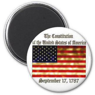 US Constitution Fridge Magnet