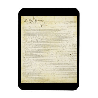 US Constitution We The People Flexible Magnet