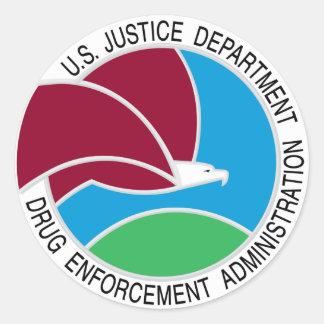 US DEA Seal