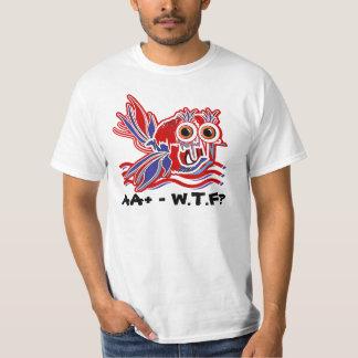 """""""us debt"""" recession funny fish t-shirts"""