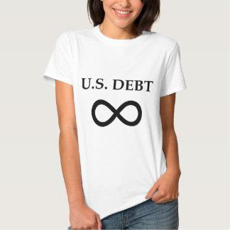 US Debt Tees
