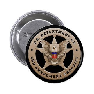 US Dept of 2nd Amendment Security Button