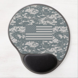 US Digital Camo Gel Mousepad