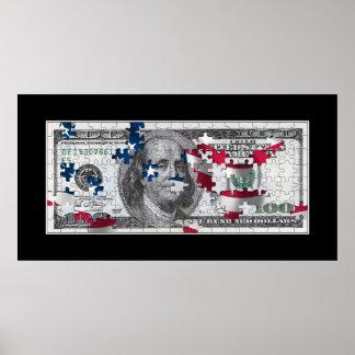 US Dollar Poster