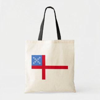 Us Episcopal Church, religious Budget Tote Bag