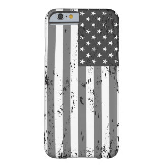 US Flag Barely There iPhone 6 Case