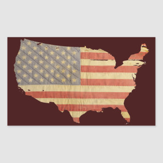 US Flag & Country Stickers
