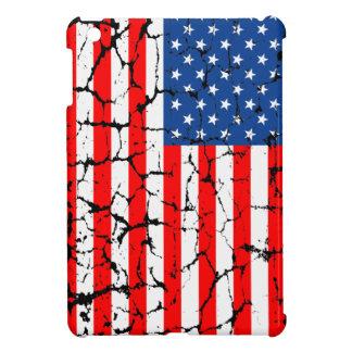US Flag Distressed iPad Mini Case