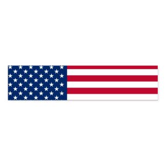 US Flag Napkin Band