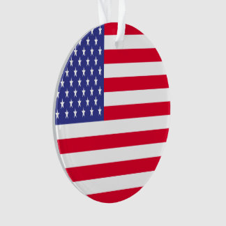 US Flag Ornament