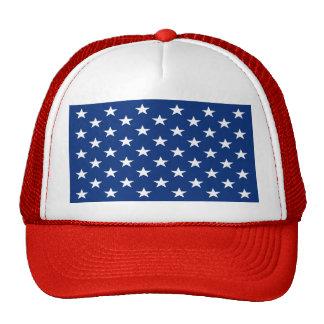 US Flag Stars Trucker Hats