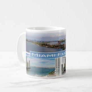 US Florida - Miami - Coffee Mug