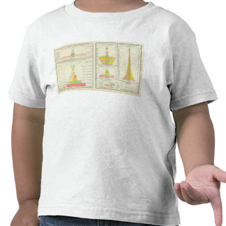 US Foreign Commerce; National, State & Local Debt Tshirt