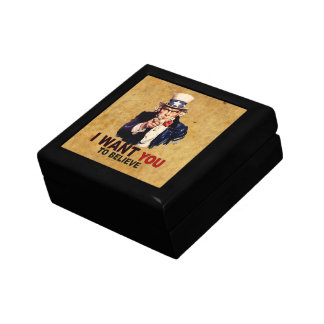 US - I Want You To Believe Gift Boxes