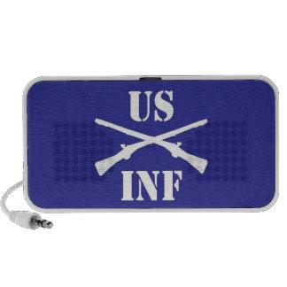 US Infantry Audio Speaker