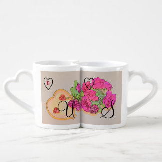 Us love life mugs