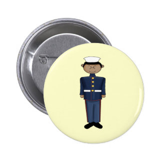 US Marine Corp Boy Button