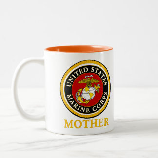 US Marine Official Seal - Mother Coffee Mug