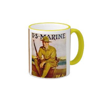 US Marine Ringer Mug