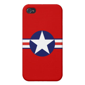 US Military Aircraft Star 1947-1999 Case For iPhone 4