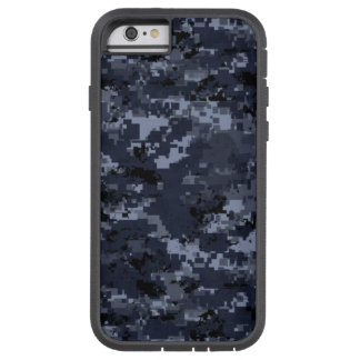 US Military Blue Camo Tough Xtreme iPhone 6 Case