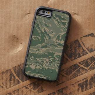 US Military Green Camo Tough Xtreme iPhone 6 Case
