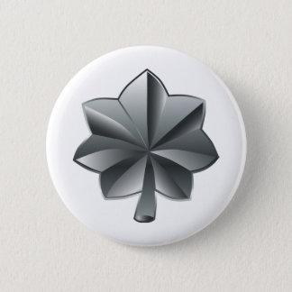 US Military Rank - Lieutenant Colonel 6 Cm Round Badge