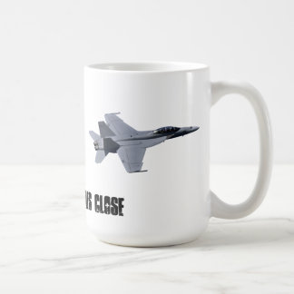 US Navy F-18 Super Hornet Mug