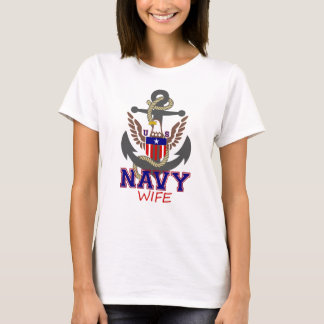 US Navy Wife T-Shirt