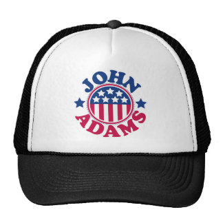 US President John Adams Hat