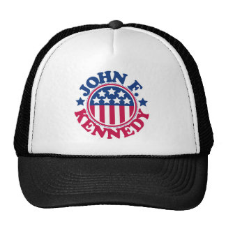 US President John F Kennedy Hats