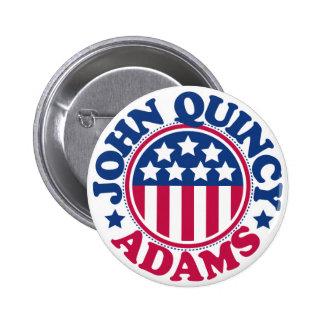 US President John Quincy Adams Pins