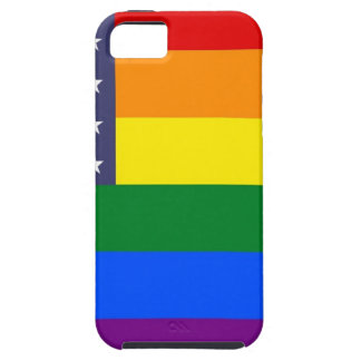US Pride Flag iPhone 5 Cover