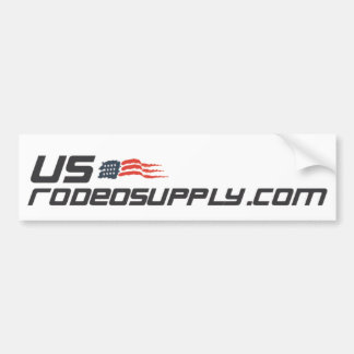 US Rodeo Supply Bumper Stickers