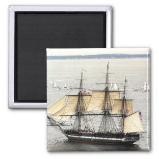 US Ship Constitution, Parade of Sail Magnet