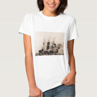 US Ship Wasp 1806 Tee Shirts