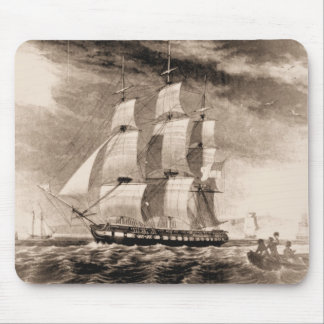 US Ships Houston 1819 Mouse Pad