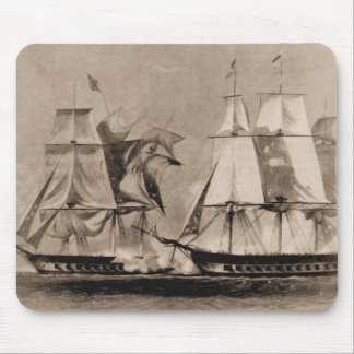 US Ships United States 1798 Mouse Pad
