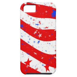 Us Stars And Stripes America Flag American Flag iPhone 5 Case