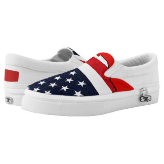 US Stars Slip-On Shoes