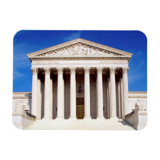 US Supreme Court building, Washington DC, USA Magnet