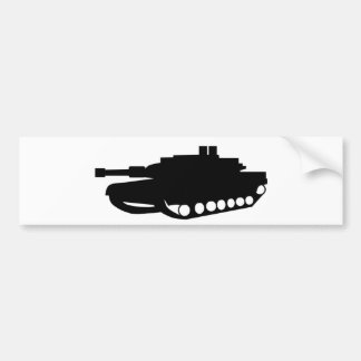 us tank bumper sticker
