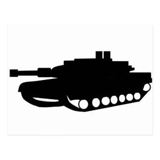 us tank postcard
