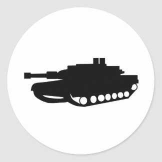 us tank round sticker