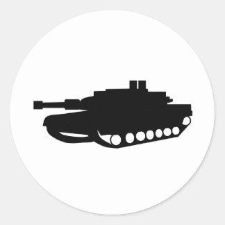 us tank round sticker