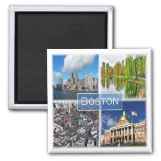 US * U.S.A. - Boston Massachusetts Magnet